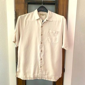 Men's Tommy Bahama Button Down Short Sleeve Shirt